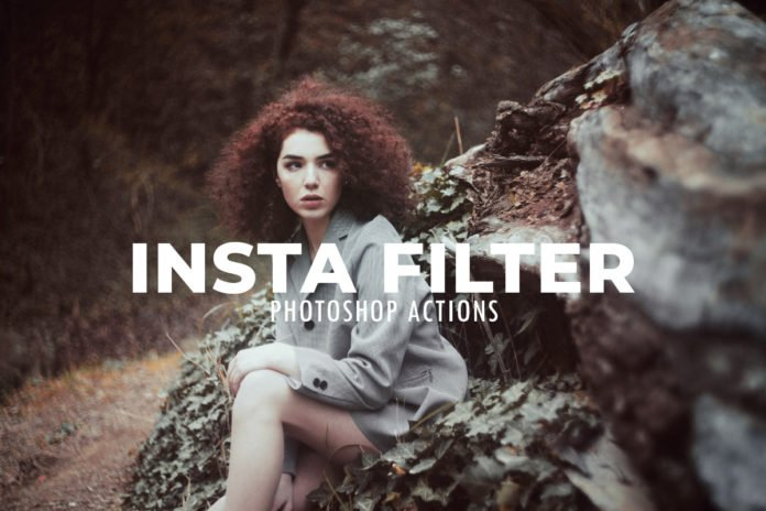 Free Insta Filter Photoshop Actions