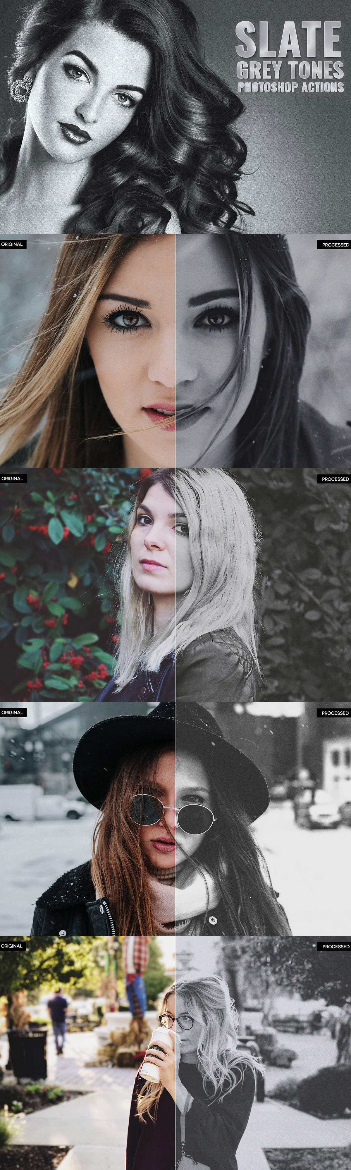 20+ Creative Photoshop Actions That Will Save Off Hours of Work