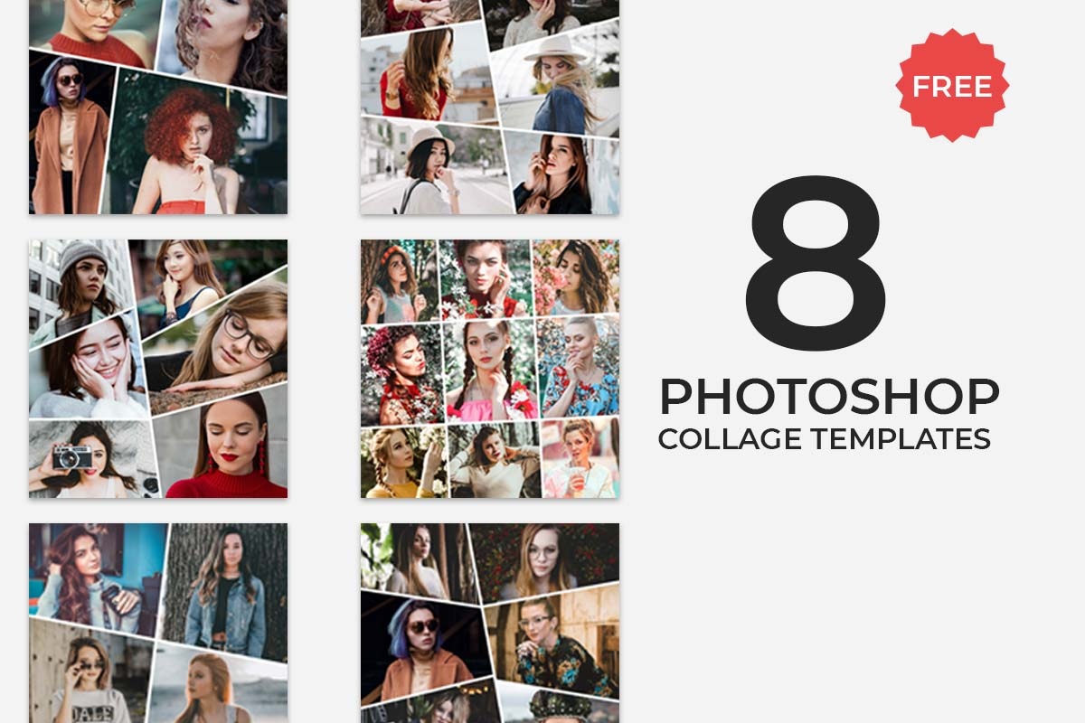8 free photoshop collage templates creativetacos