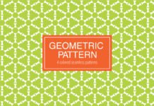 Free Seamless Geometric Pattern