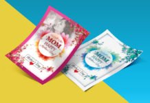 Free Happy Mothers Day Flyer PSD Template