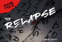 Free Relapse Display Font