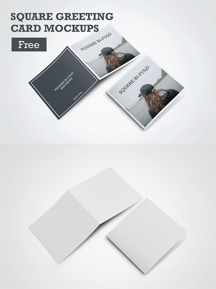 Free square greeting card psd mockup creativetacos free square greeting card psd mockup is a clean greeting card in a m4hsunfo