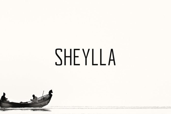 Free Sheylla Sans Serif Font