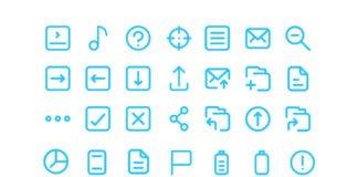 100 Free Designer Essential Icons