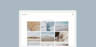 Free Echoes HTML Minimal Template