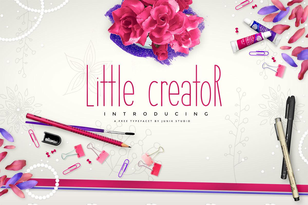 Free Little Mandy Script Font