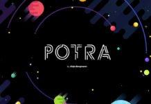 Free Potra Display Font