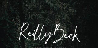 Free Reilly Beck Signature Font