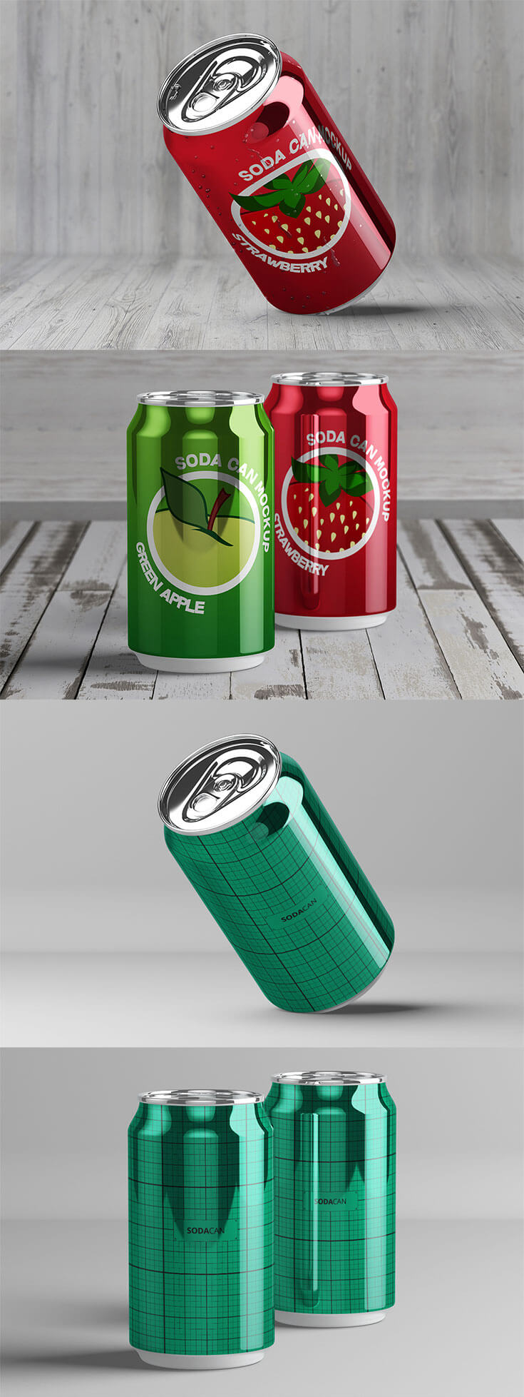#Free Soda #Can #Mockupis a clean and minimalist Soda Can Mock-Up to showcase your design. It is available in PSD format with smart layer, fully editable and adjustable to fit your need. All elements are separated so you can tweak to make the most of this mockup.