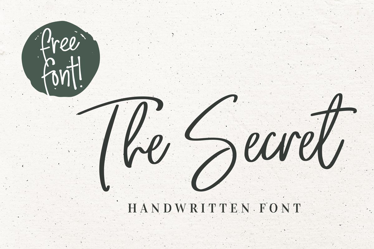 100 Best Free Handwriting Fonts For Designers 2019 Creativetacos