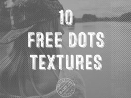 10 Free Halftone Dots Textures
