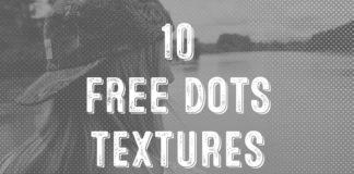 10 Free Halftone Dots Textures