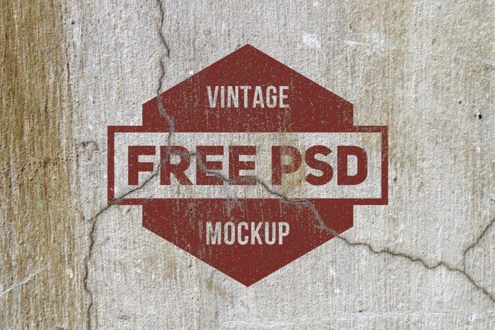 2 Free Vintage Mockups