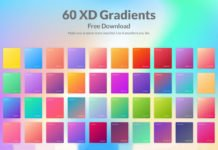 Free 60 Adobe XD Gradients