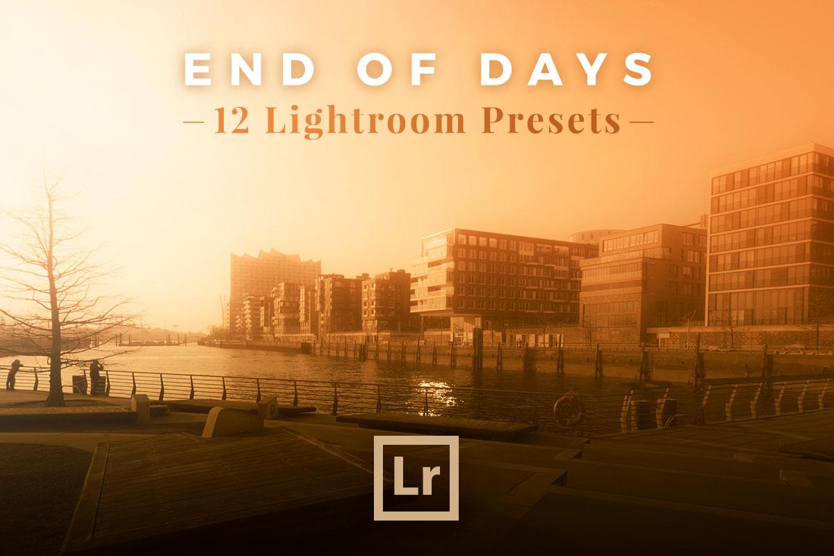Free End of Days Lightroom Presets
