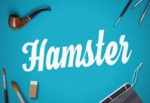 Free Hamster Script Font
