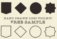 Free Hand Drawn Logo Toolkit