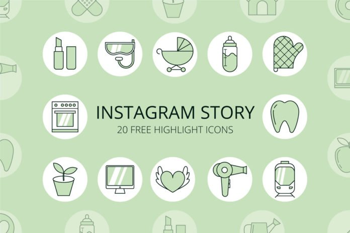 Free Instagram Story Highlight Icons