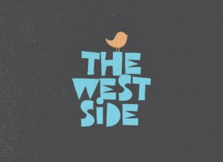 Free West Side Display Font