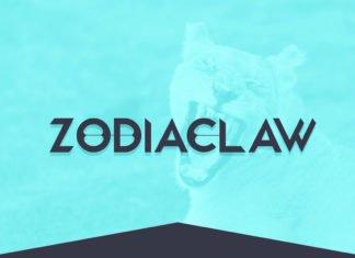 Free Zodiaclaw Sans Serif Font