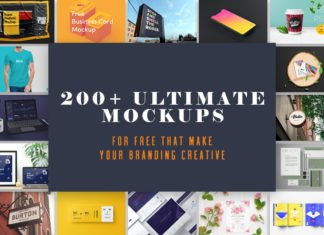 Ultimate Mockups For Free That Make Your Branding Creative