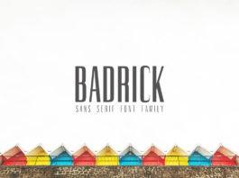 Free Badrick Sans Serif Font Family