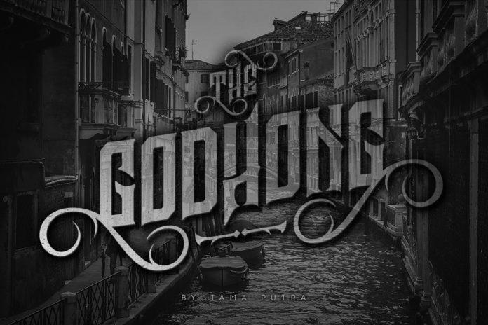 Free Godhong Decorative Serif Font