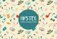 Free Hipster Illustration Vector Pattern