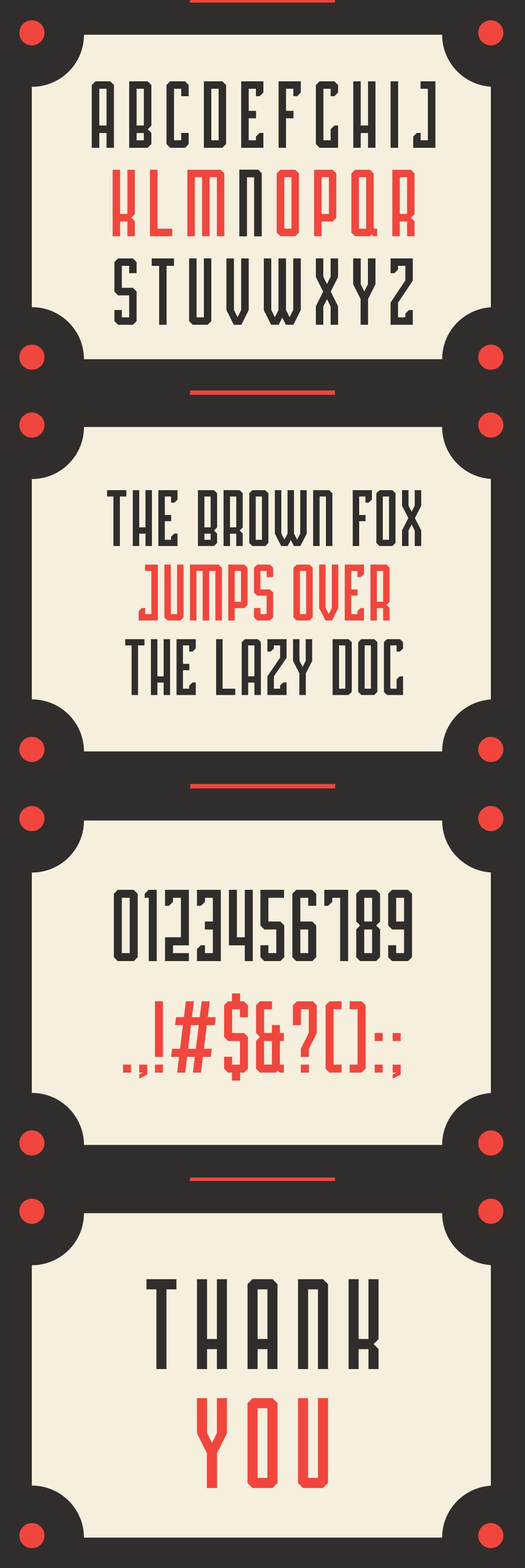 Free Platina Sans Serif Font