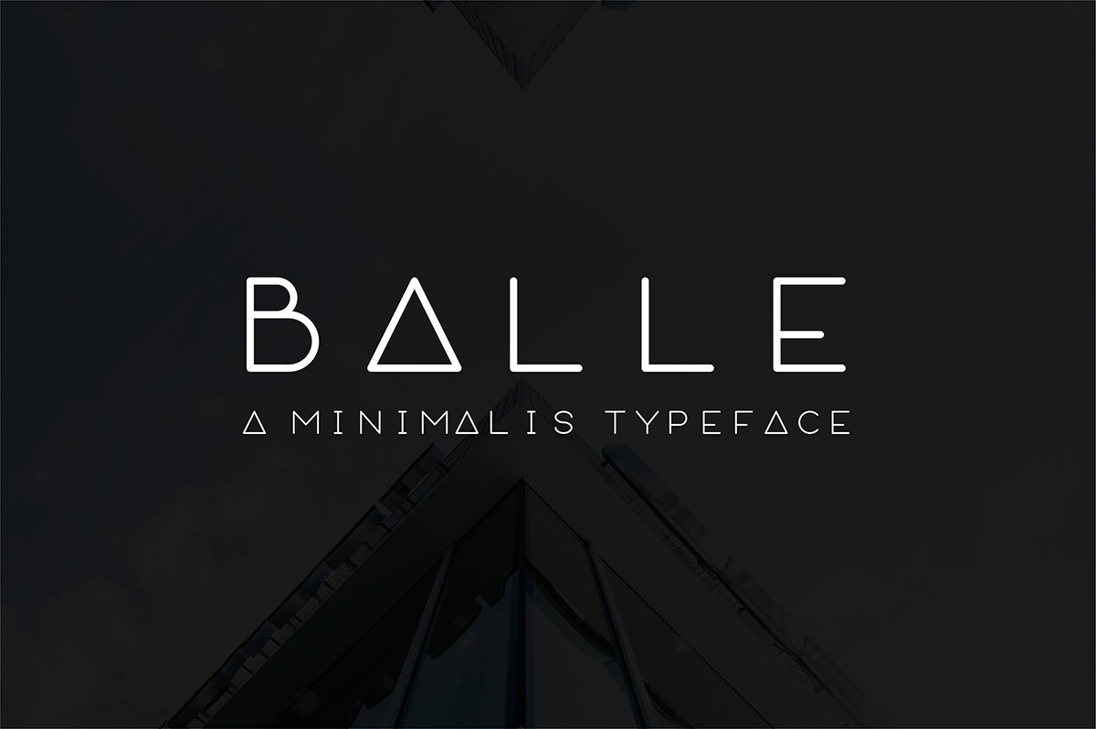 50 Rounded Fonts that Add Modern Minimalist Touch