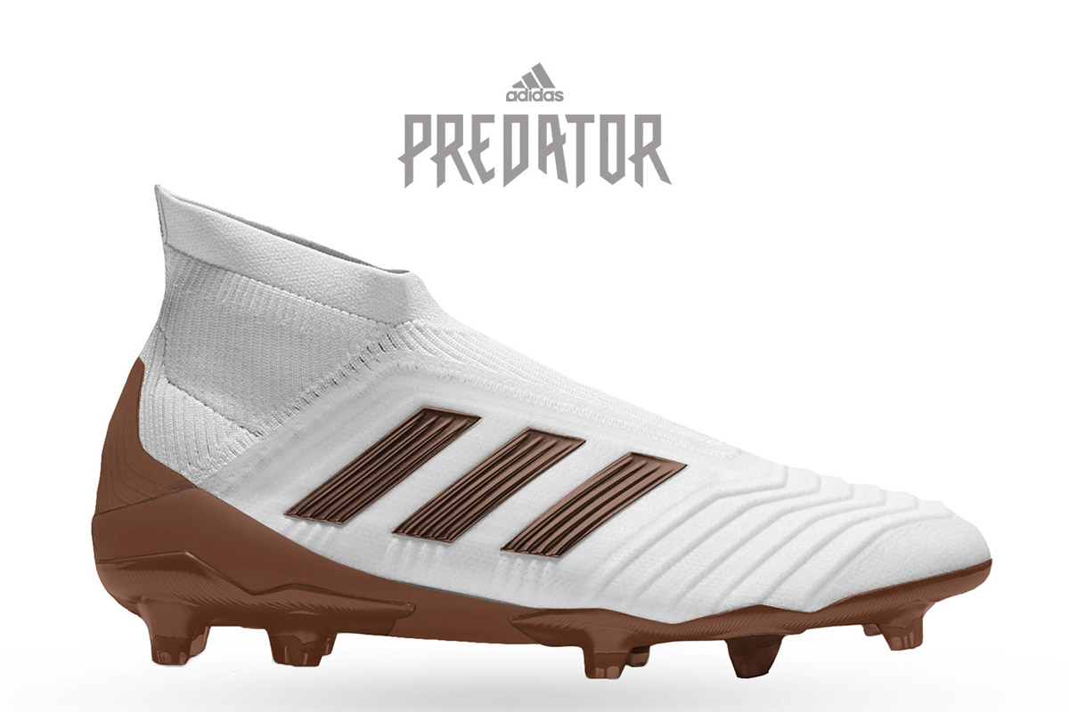 Free Adidas Predator PSD Mockup