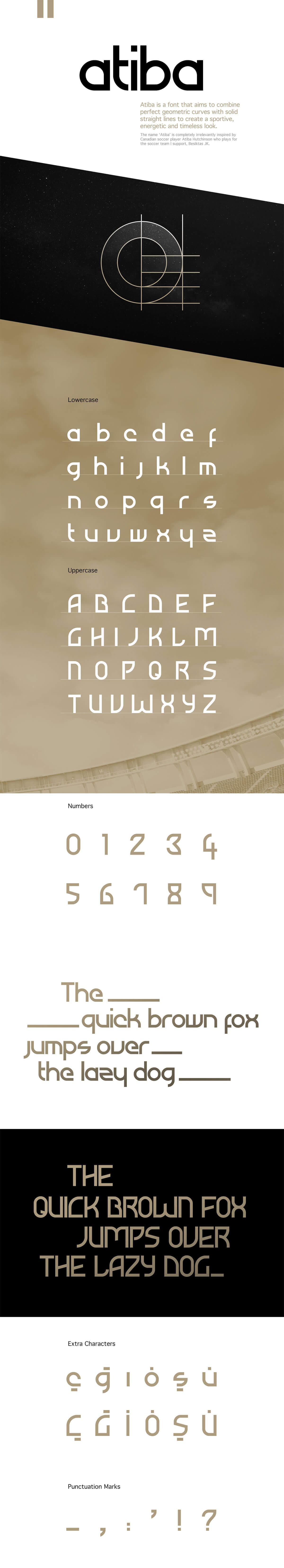 Free Atiba Sans Serif Font - Creativetacos