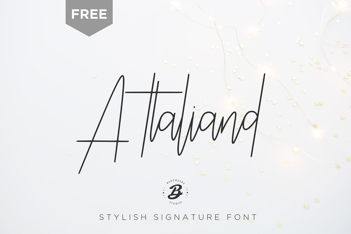 100 Awesome Free Fonts for 2018 - Creativetacos