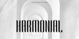 Free Harmonial Sans Serif Font Family