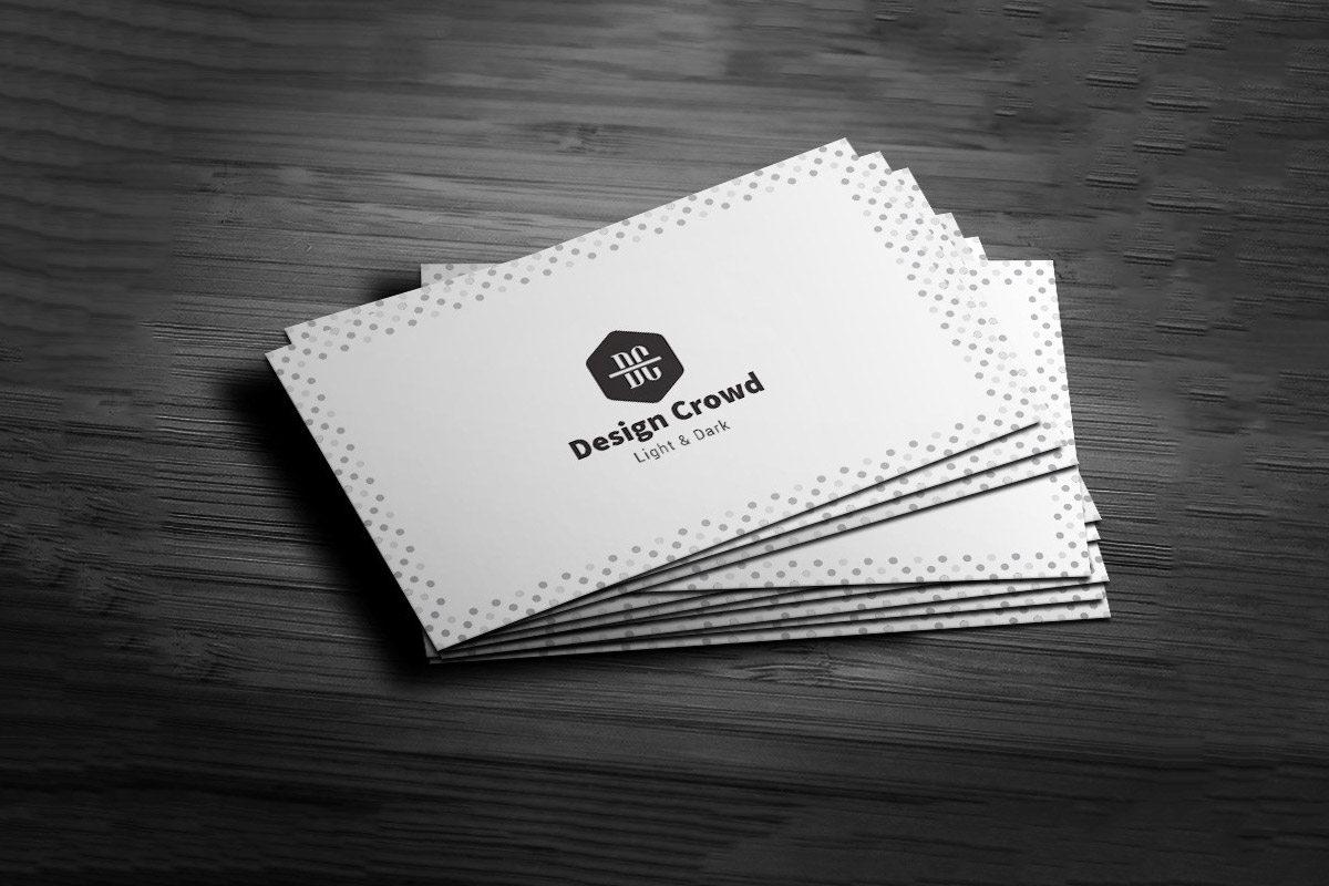 Free minimal business card template creativetacos free minimal business card template wajeb Image collections