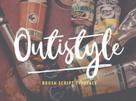 Free Outistyle Brush Script Font