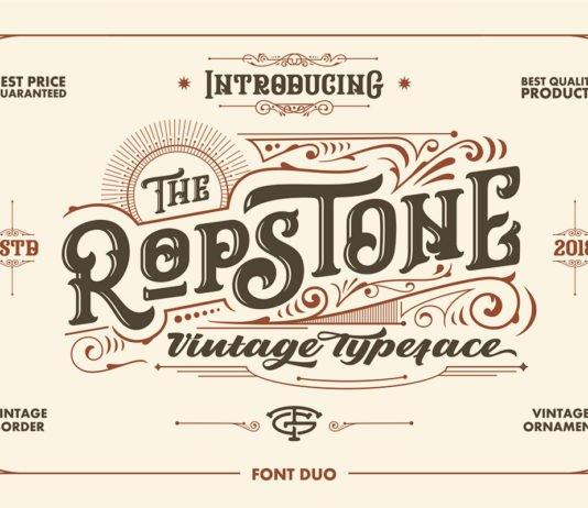 Free Ropstone Blackletter Font
