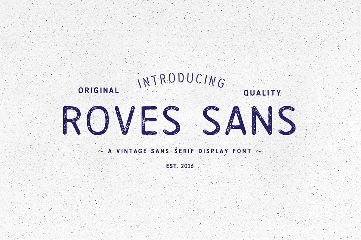 50 Rounded Fonts that Add Modern Minimalist Touch - Creativetacos