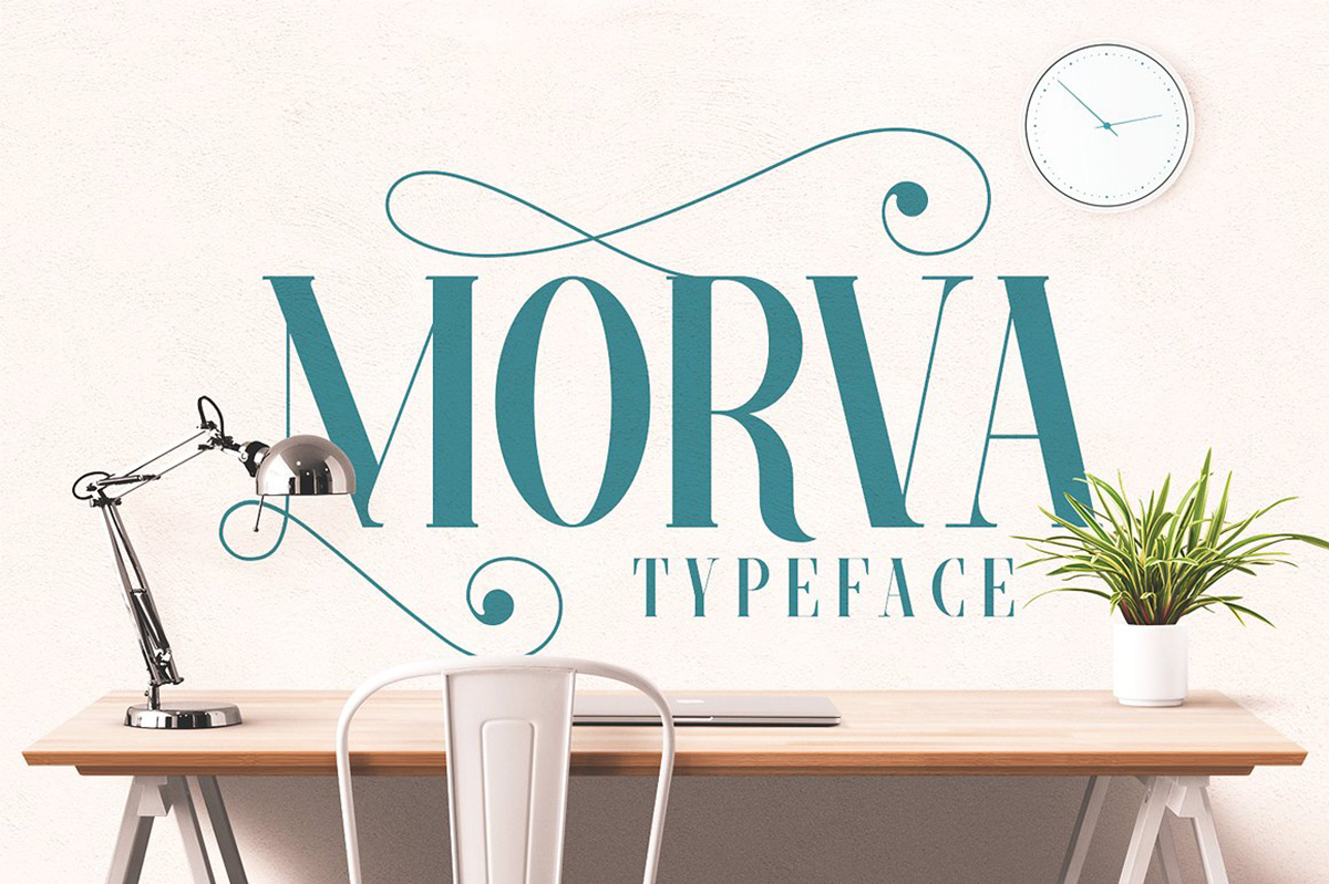 120 Finest Serif Fonts to Add to Your Collection