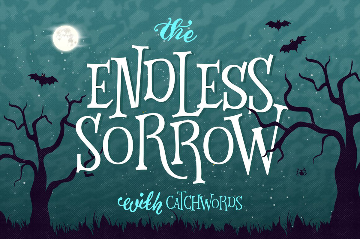 20 Spooky Fonts for Your Halloween Design Needs