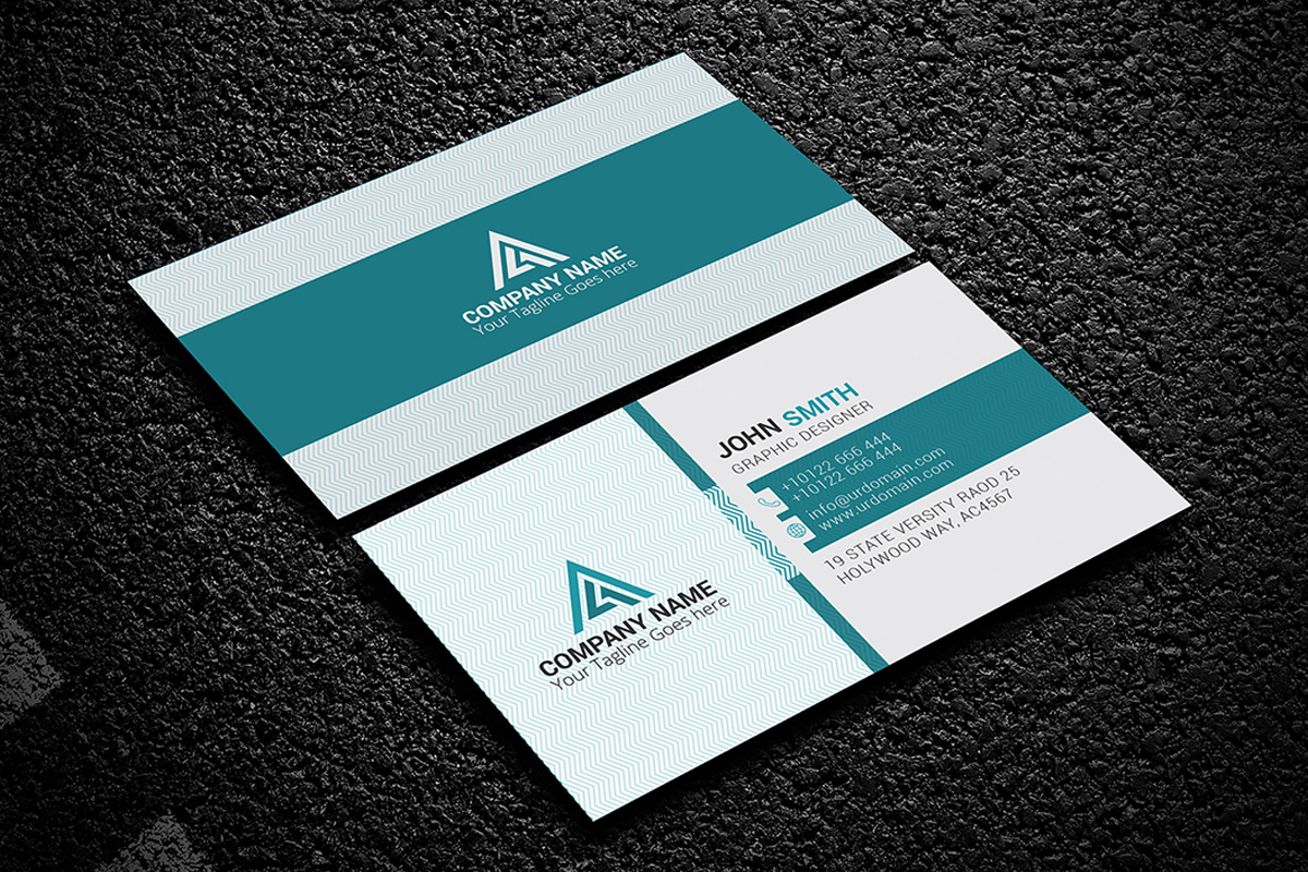 170 Free Business Cards Psd Templates