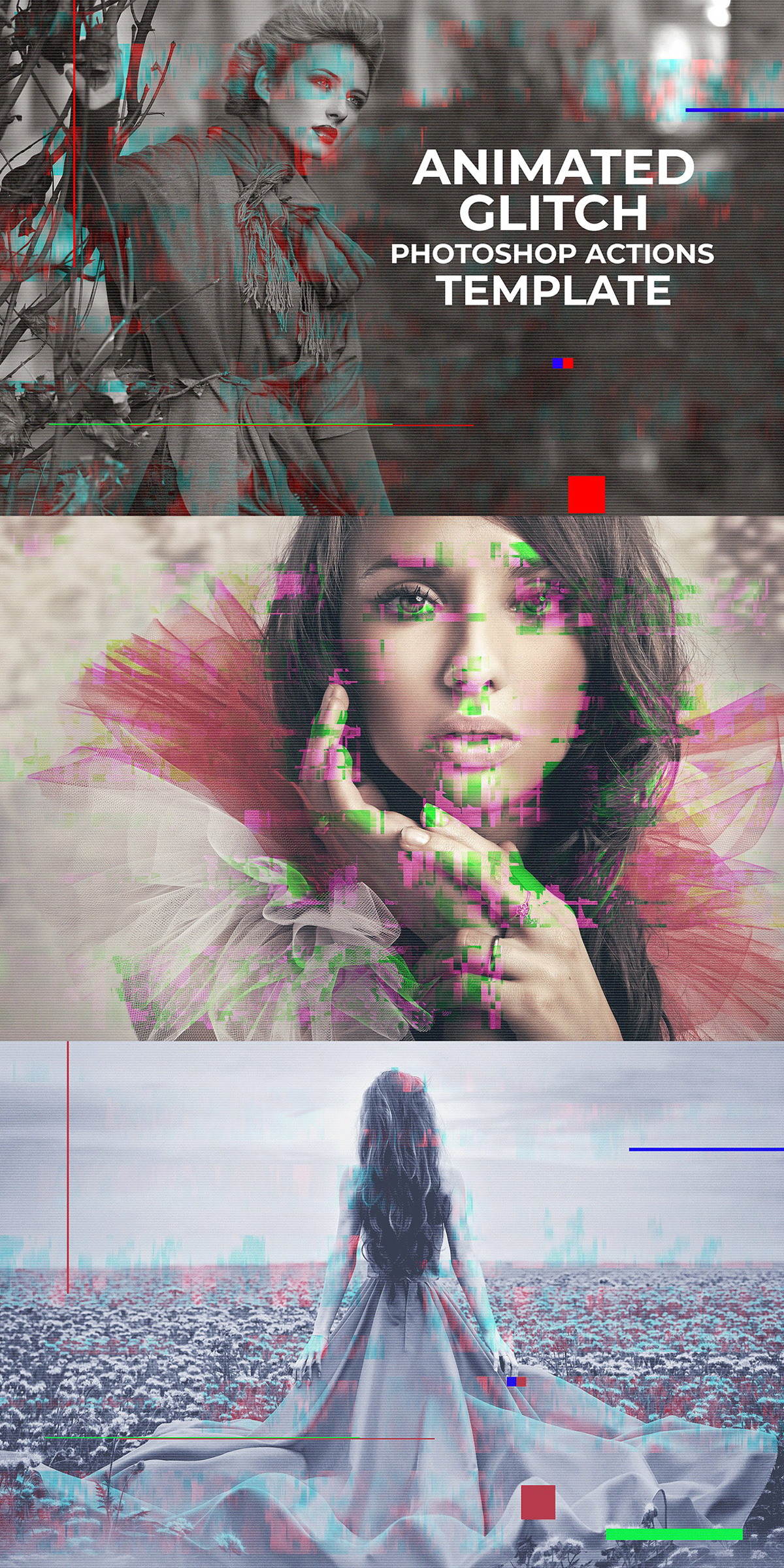 30+ Creative Photoshop Actions That Will Save Off Hours of Work