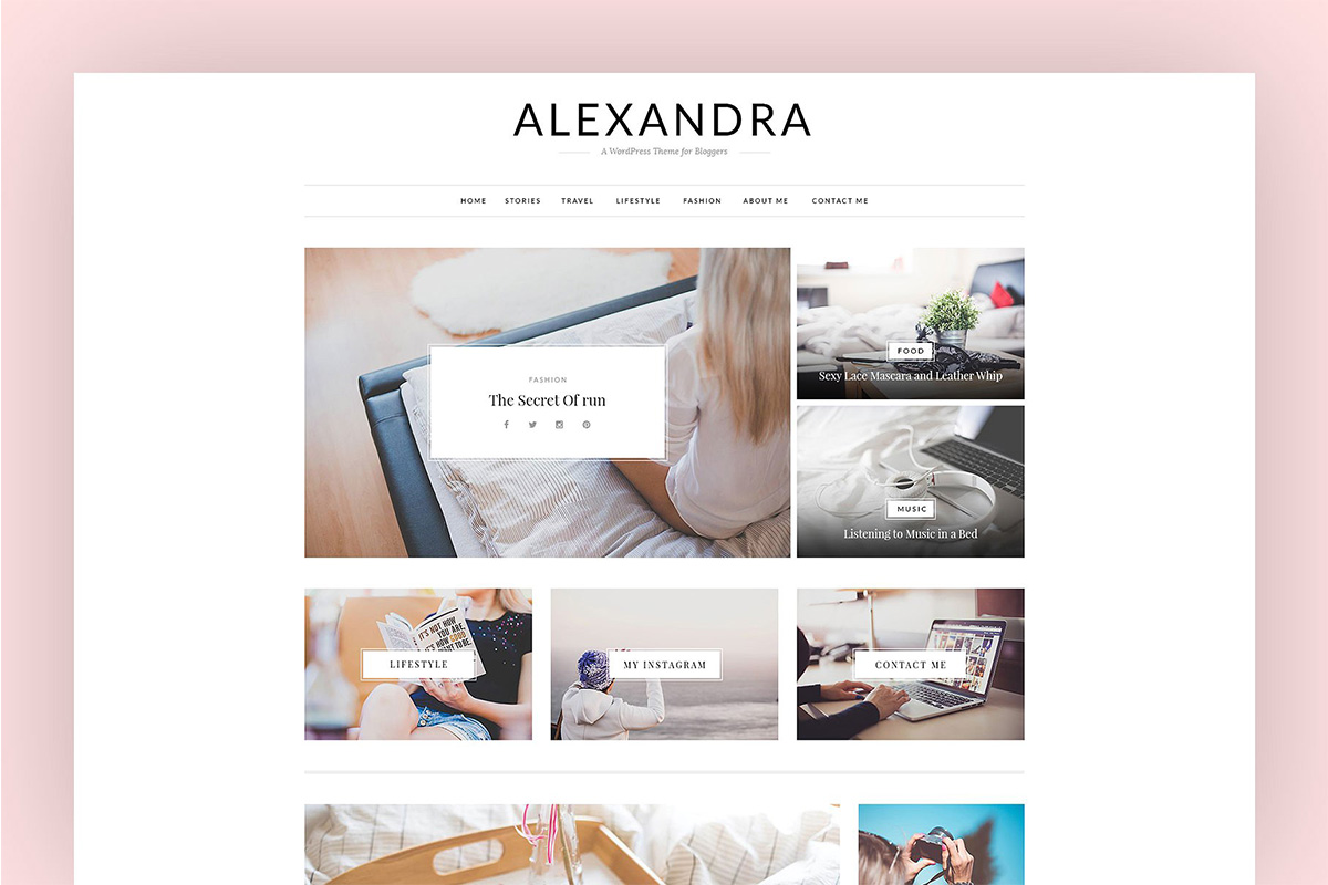 100 Awesome Blog WordPress Themes For Personal, Fashion, Travel, Corporate, Photography And More For 2018