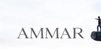 Free Ammar Modern Serif Font Typeface