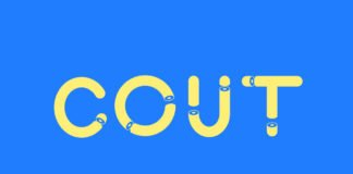 Free Cout Display Font