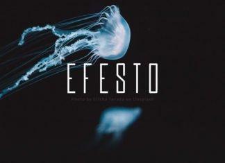 Free Efesto Sans Serif Font