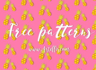 Free Fruit Illustrator Patterns