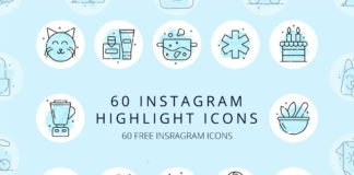 Free Instagram Highlight Icons