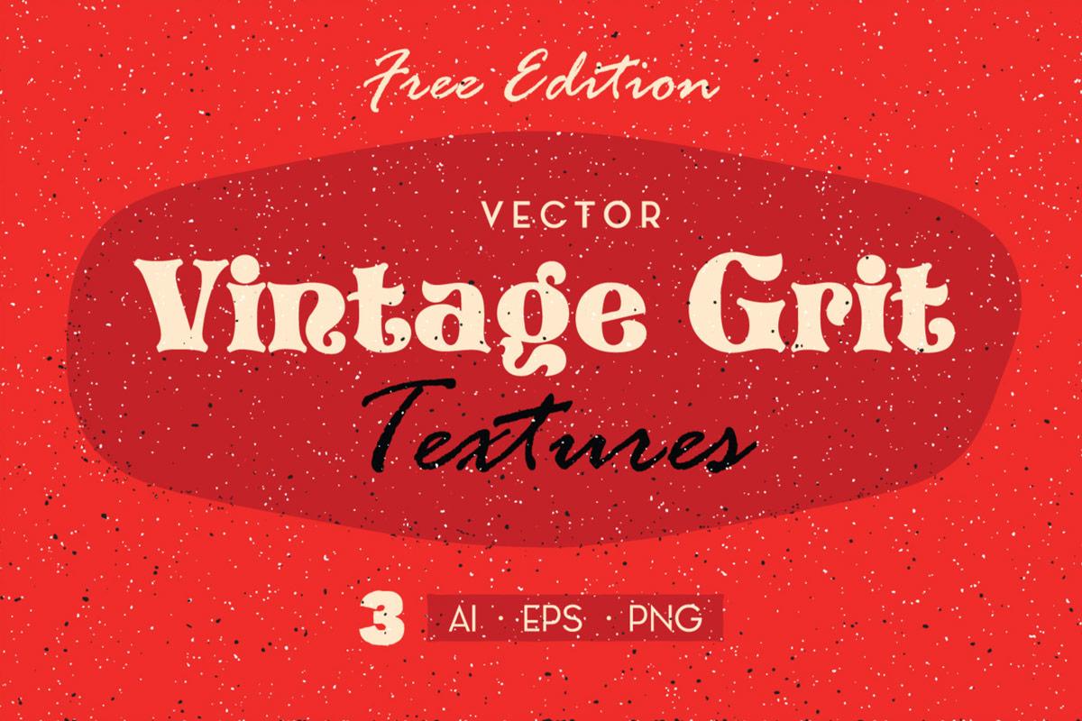 Free Vintage Grit Textures Pack